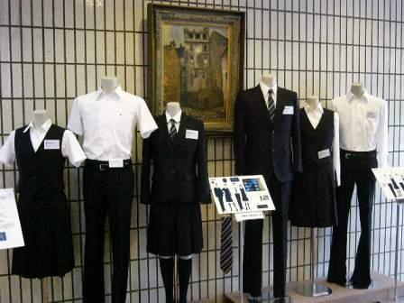 時習館高等学校制服画像